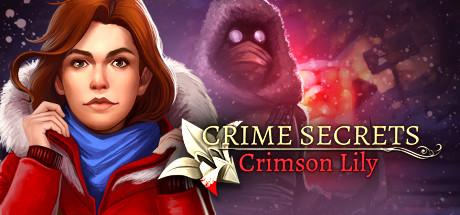 Crime Secrets: Crimson Lily Cover Image