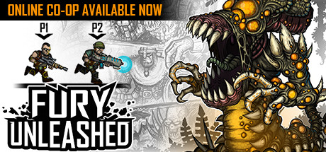 Fury Unleashed [PT-BR] Capa