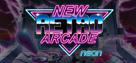 New Retro Arcade: Neon Cover Image