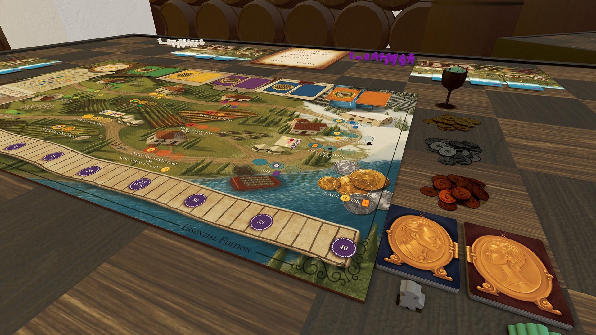 Tabletop Simulator Viticulture On Steam