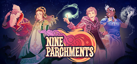 Teaser for Nine Parchments