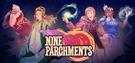 Nine Parchments Cover Image