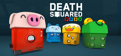 Death Squared Cover Image