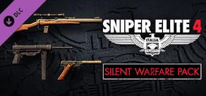 Sniper Elite 4 - Silent Warfare Weapons Pack