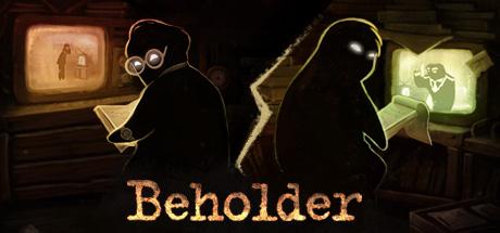 Beholder Cover Image