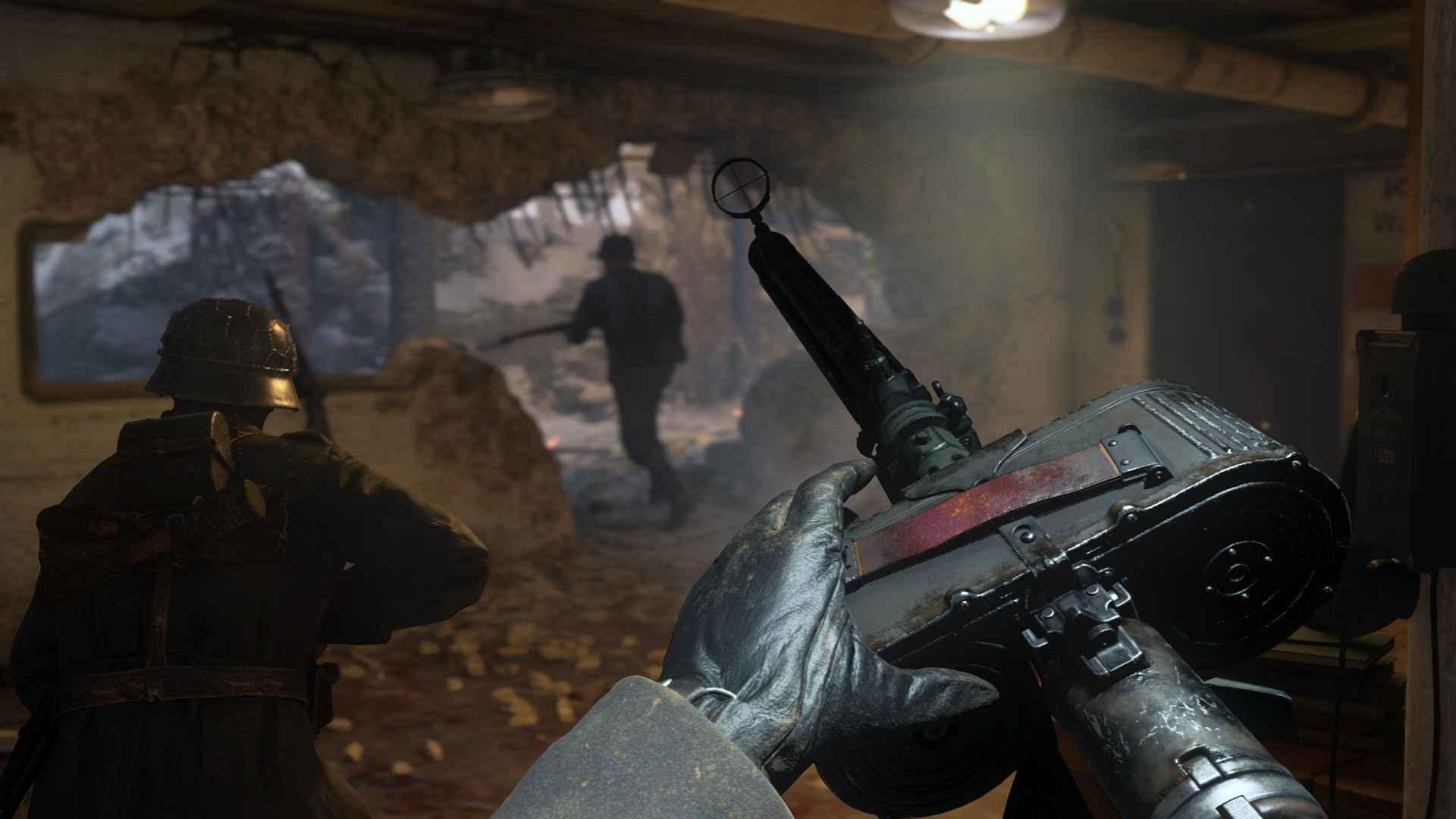 download call of duty ww2 on android