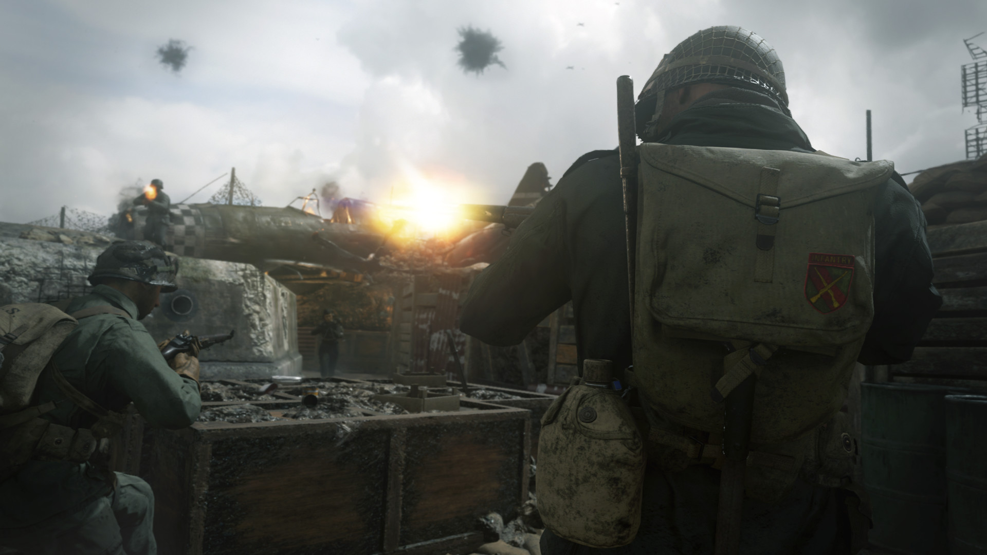 call of duty ww2 android download