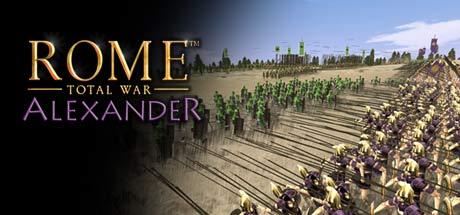 Rome: Total War™ - Alexander Cover Image