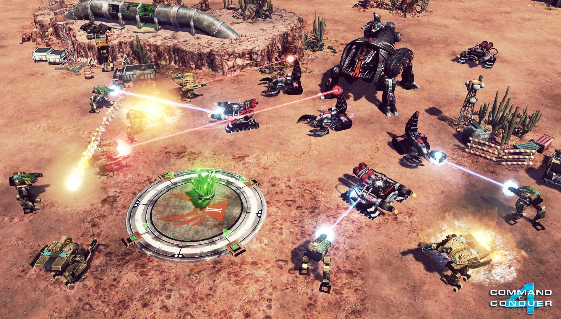 Command & Conquer 4: Tiberian Twilight on Steam