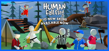 Human: Fall Flat Cover Image