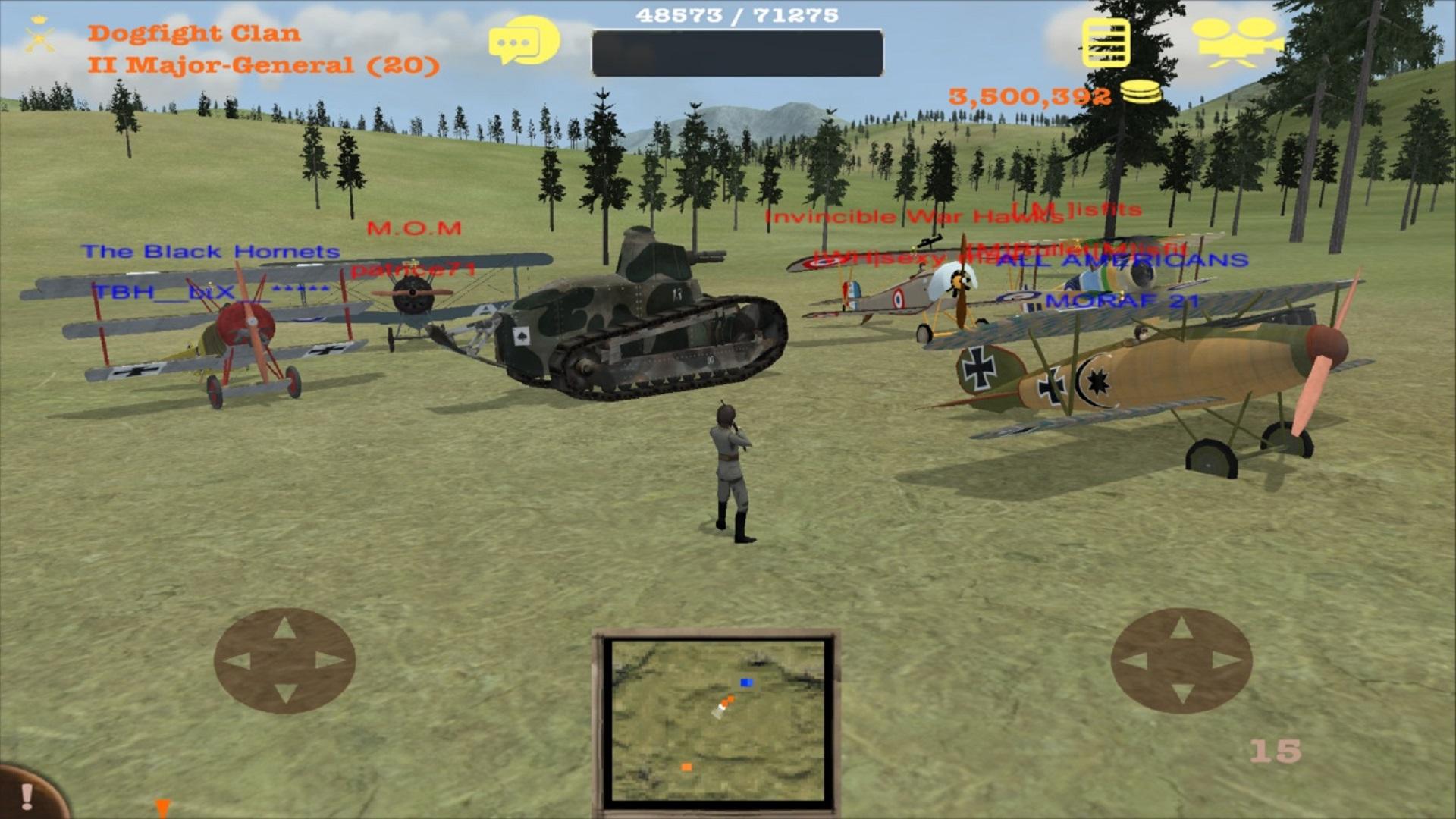 Oculus Quest 游戏《Dogfight Elite VR》混战精英插图(2)