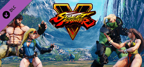 Street Fighter V Original Characters Battle Costume 1 Pack Appid 480550 Steamdb