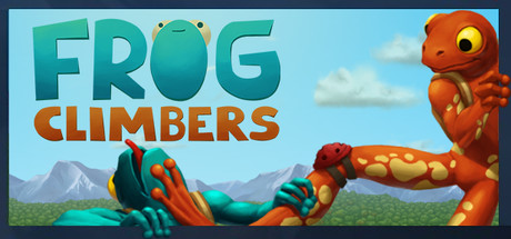 Frog Climbers Cover Image