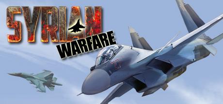 Syrian Warfare Cover Image