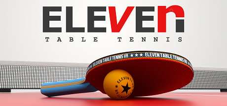 Eleven Table Tennis Cover Image