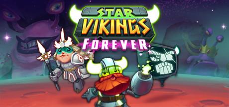Star Vikings Forever Cover Image