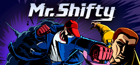Mr. Shifty Cover Image