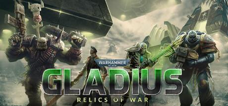 Warhammer 40,000: Gladius - Relics of War Cover Image