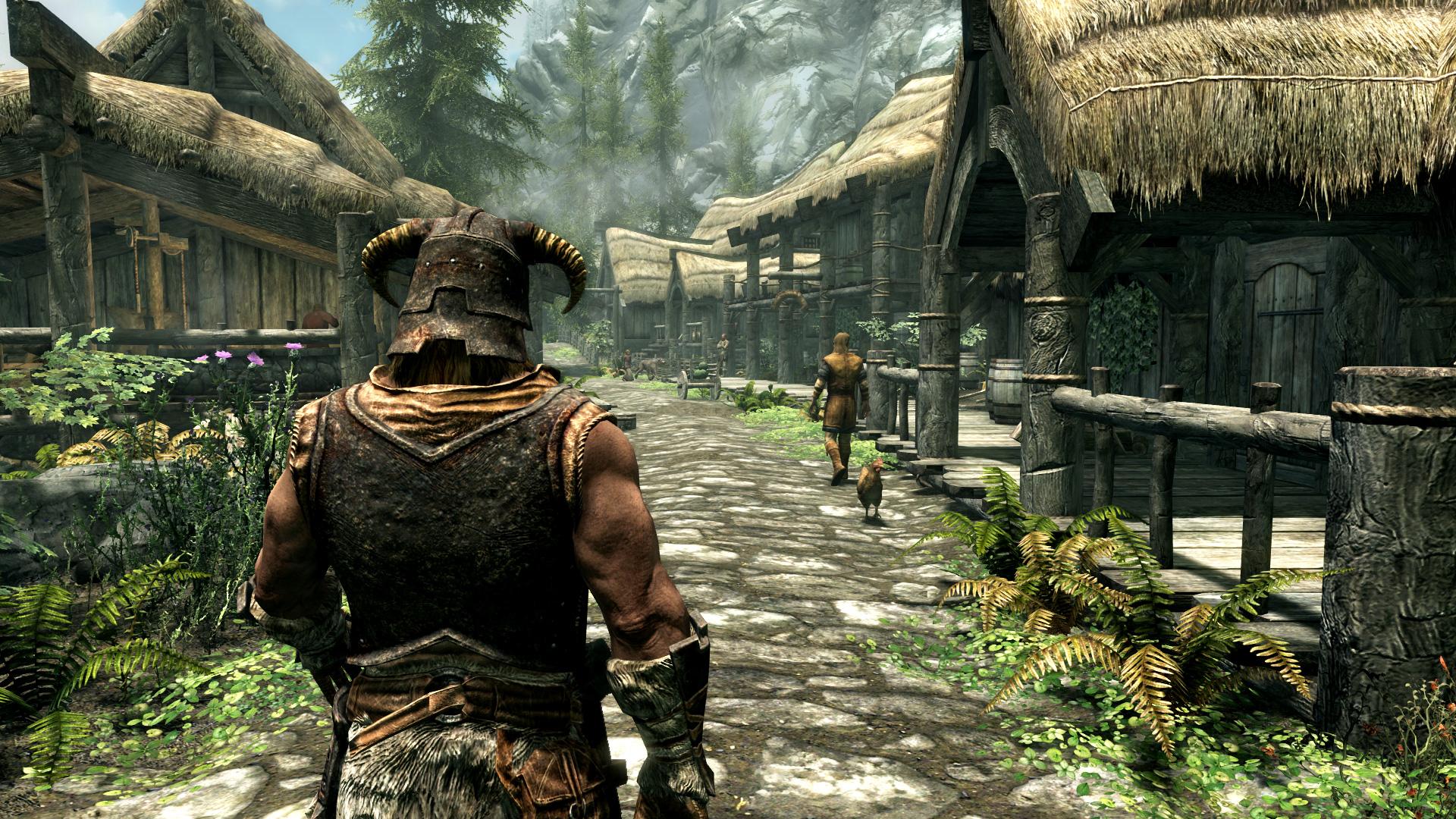 The Elder Scrolls V: Skyrim Special Edition on Steam