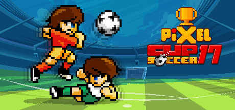 Pixel Cup Soccer 17 Cover Image