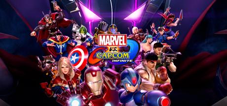 Marvel vs. Capcom: Infinite Cover Image