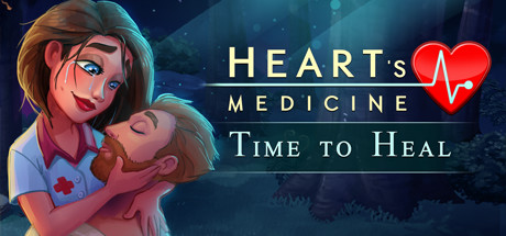 Heart's Medicine - Time to Heal Cover Image