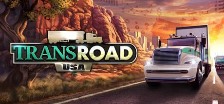TransRoad: USA Cover Image