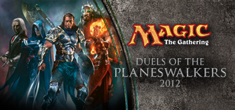 Magic: The Gathering - Duels of the Planeswalkers 2012 Cover Image