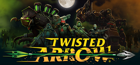 Twisted Arrow Cover Image