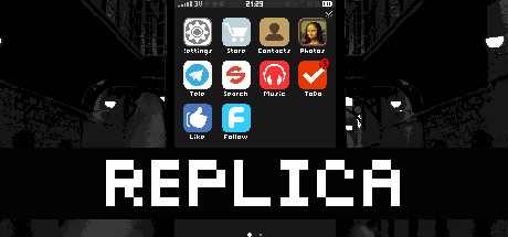 Replica Cover Image