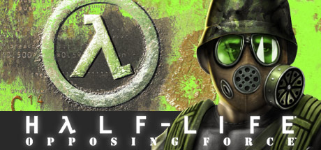 Half-Life: Opposing Force Cover Image