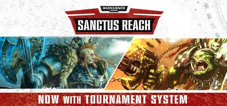 Warhammer 40,000: Sanctus Reach Cover Image