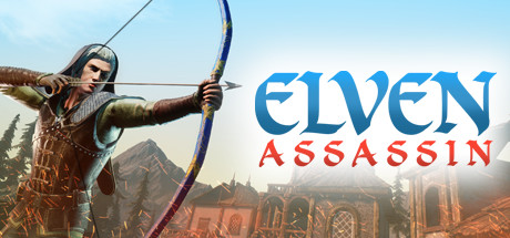 Elven Assassin Cover Image