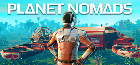 Planet Nomads Cover Image