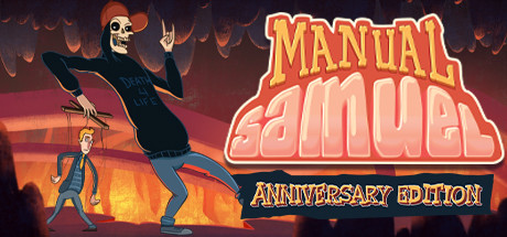 Manual Samuel - Anniversary Edition Cover Image