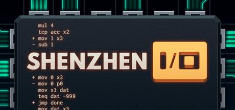 SHENZHEN I/O Cover Image