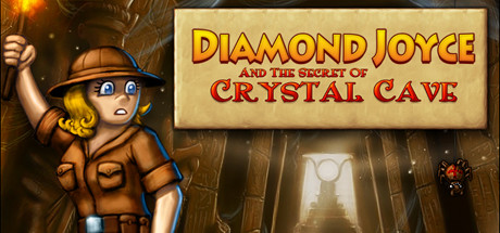 Diamond Joyce and the Secret of Crystal Cave Cover Image