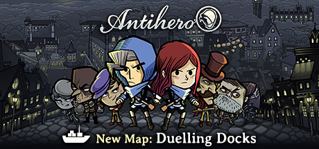 Antihero Cover Image