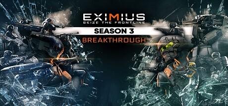 Eximius Seize the Frontline Capa