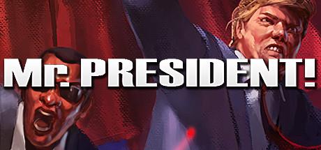 Mr.President! Cover Image