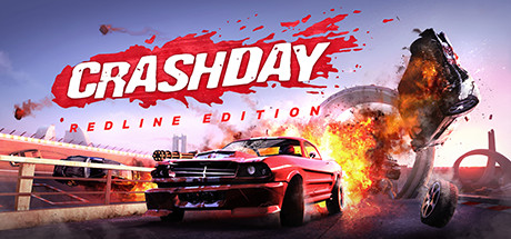 Crashday Redline Edition Cover Image