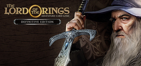 The Lord of the Rings: Adventure Card Game - Definitive Edition Cover Image