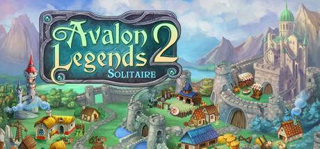 Avalon Legends Solitaire 2 Cover Image