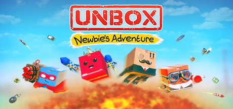 Unbox: Newbie's Adventure Cover Image