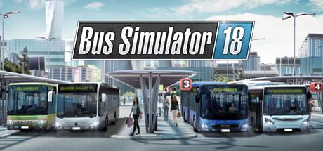 Bus Simulator 18 Cover Image
