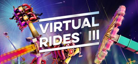Virtual Rides 3 - Funfair Simulator Cover Image