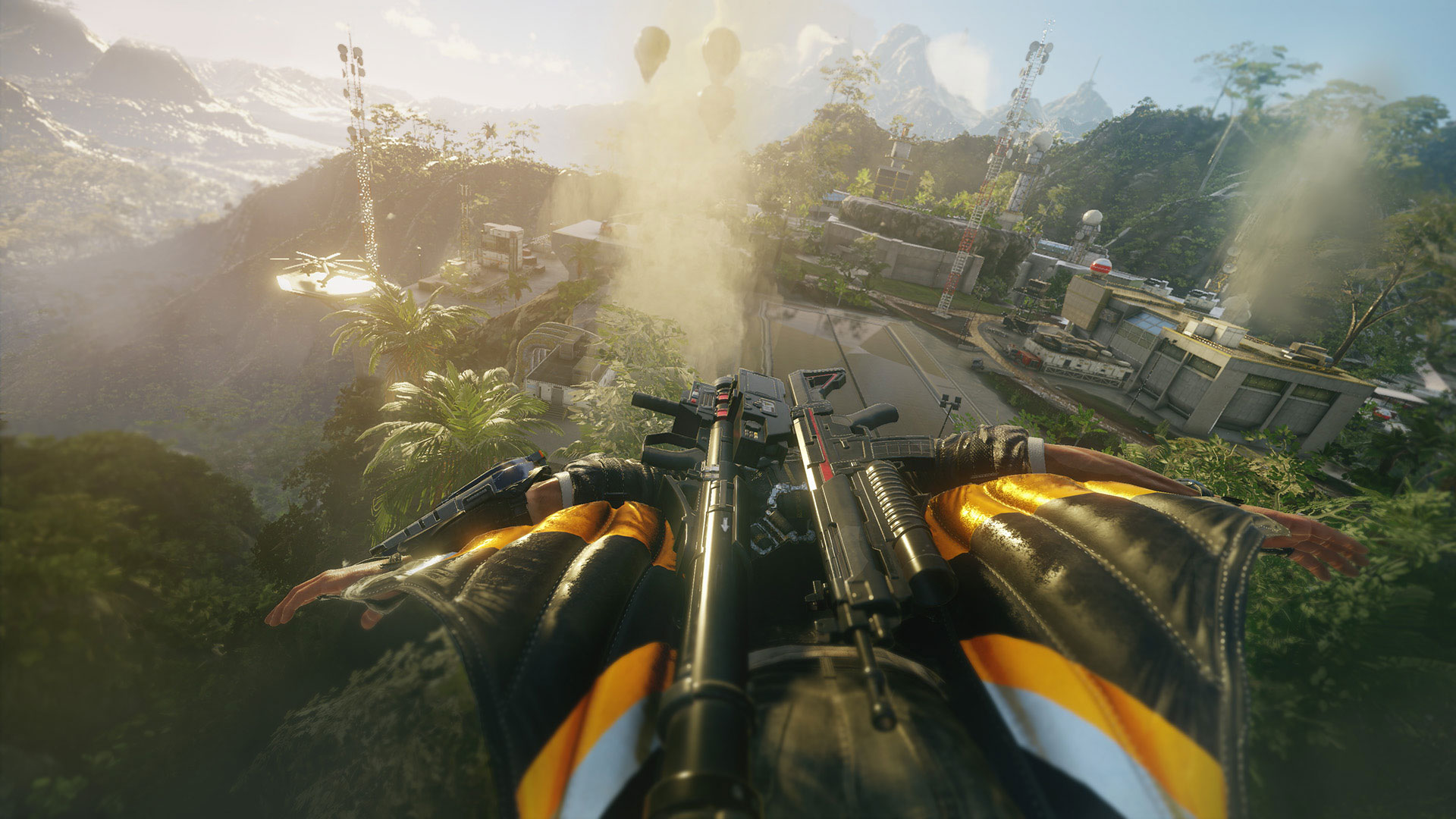 Just Cause 4 Complete Edition Free Download