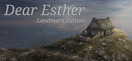 Dear Esther: Landmark Edition Cover Image
