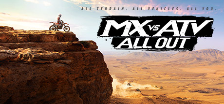 MX vs ATV All Out Cover Image