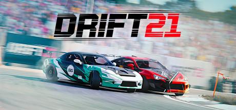 DRIFT21 [PT-BR] Capa